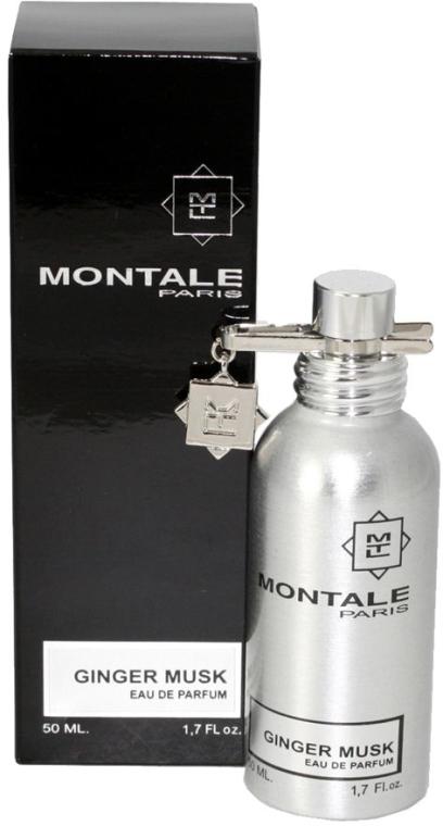 Montale Ginger Musk - Apă de parfum — Imagine N2