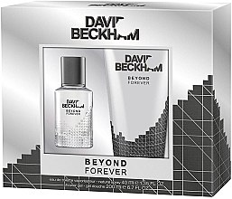 Parfumuri și produse cosmetice David Beckham Beyond Forever - Set (edt 40ml+sh/gel 200ml)