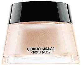 Parfumuri și produse cosmetice Cremă hidratantă cu efect tonal - Giorgio Armani Crema Nuda Supreme Glow Reviving Tinted Cream