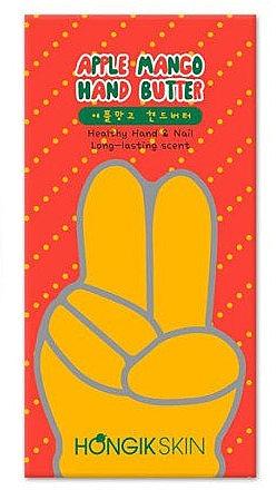 Cremă-ulei pentru mâini și unghii - Hongik Skin Apple Mango — Imagine N2
