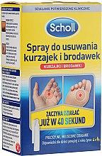 Parfumuri și produse cosmetice Spray pentru picioare - Scholl Verruca and Warts Removing Spray
