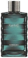 Parfumuri și produse cosmetice Korloff Paris Ultimate - Apă de parfum (tester cu capac)