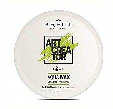 Parfumuri și produse cosmetice Ceară de păr - Brelil Art Creator Aqua Wax