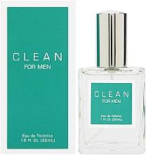 Parfumuri și produse cosmetice Clean For Men - Apă de toaletă