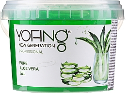 Parfumuri și produse cosmetice Gel de duș - Yofing Pure Aloe Vera Gel