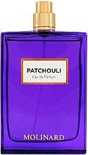 Parfumuri și produse cosmetice Molinard Patchouli - Apă de parfum (tester cu capac)