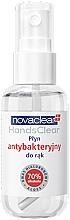 Parfumuri și produse cosmetice Spray antibacterian pentru mâini - Novaclear Hands Clear