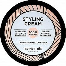 Parfumuri și produse cosmetice Cremă pentru păr - Maria Nila Styling Cream