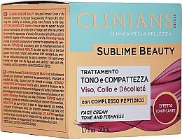 Parfumuri și produse cosmetice Cremă-lifting pentru piele matură - Clinians Age Beauty Cream