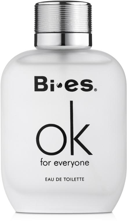 Bi-Es Ok For Everyone - Apă de toaletă