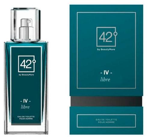 42° by Beauty More IV Libre - Apă de toaletă