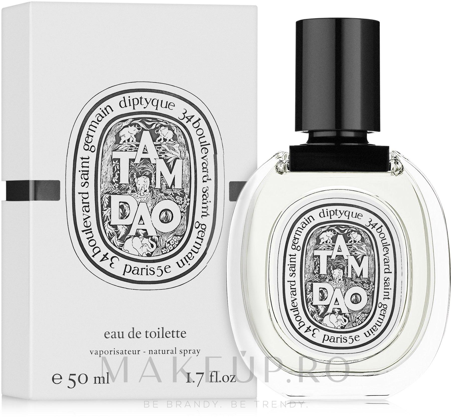 Diptyque Tam Dao - Apă de toaletă — Imagine 50 ml