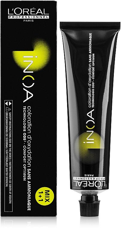 Vopsea de păr, fără amoniac - L'Oreal Professionnel Inoa Mix 1+1
