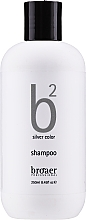 Parfumuri și produse cosmetice Șampon pentru păr blond - Broaer B2 Silver Color Shampoo