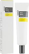 Parfumuri și produse cosmetice Cremă cu vitamine pentru zona din jurul ochilor - Coxir Vita C Bright Eye Cream