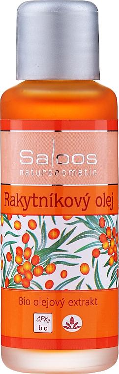 """Bio-ulei extract """" Cătină"""" - Saloos — Imagine N1"""