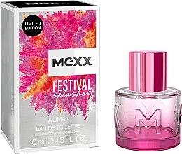 Parfumuri și produse cosmetice Mexx Festival Splashes - Apă de toaletă