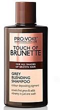 Parfumuri și produse cosmetice Șampon - Pro:Voke Touch of Brunette Grey Blending Shampoo