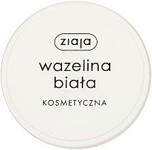 Parfumuri și produse cosmetice Vaselină cosmetică albă pentru buze - Ziaja Body Care