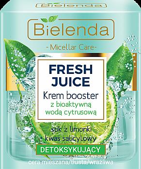 Cremă de față - Bielenda Fresh Juice Booster