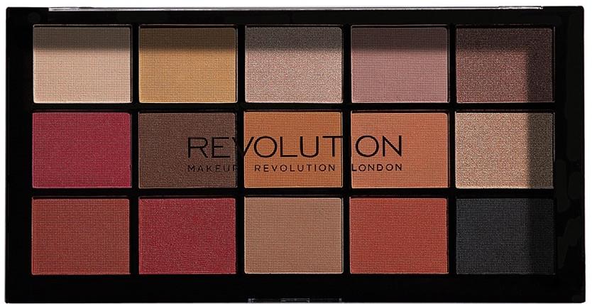 Paletă farduri de ochi - Makeup Revolution Iconic Vitality Re-Loaded Palette