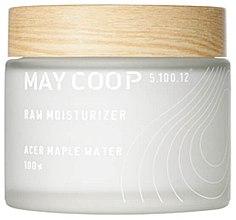 Parfumuri și produse cosmetice Cremă cu extract de suc de arțar pentru față - May Coop Raw Moisturizer