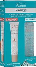 Parfumuri și produse cosmetice Set - Avene (emulsion/40ml + termal/water/100ml)