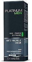 Parfumuri și produse cosmetice Cremă antirid - Dr Irena Eris Platinum Men Age Power Extreme Anti-wrinkle Cream
