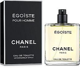 Chanel Egoiste - Apă de toaletă (tester cu capac) — Imagine N2