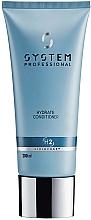 Parfumuri și produse cosmetice Balsam hidratant pentru păr - System Professional Lipidcode Hydrate Conditioner H2