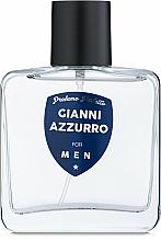 Parfumuri și produse cosmetice Vittorio Bellucci Gianni Azzurro for Men - Apă de toaletă
