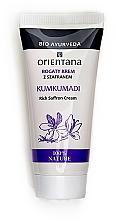 Parfumuri și produse cosmetice Cremă de față - Orientana Rich Saffron Cream