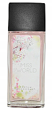 Parfumuri și produse cosmetice Vittorio Bellucci Miss World - Deodorant parfumat
