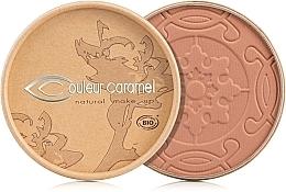 Parfumuri și produse cosmetice Pudră bronzantă - Couleur Caramel Cooked Powder