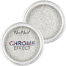 Parfumuri și produse cosmetice Pudră pentru designul unghiilor - NeoNail Professional Chrome Effect
