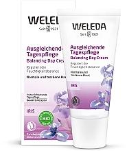 Cremă de zi cu extract de iris pentru ten uscat - Weleda Iris Tagescreme — Imagine N2