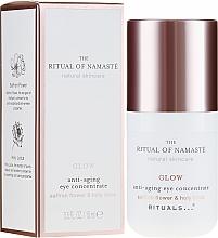 Parfumuri și produse cosmetice Cremă pentru zona ochilor - Rituals The Ritual Of Namaste Anti-Aging Eye Concentrate