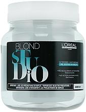Parfumuri și produse cosmetice Pastă decolorantă - L'Oreal Professionnel Blond Studio Platinium Plus