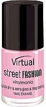 Parfumuri și produse cosmetice Lac de unghii - Virtual Street Fashion Vinylmania