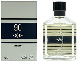 Parfumuri și produse cosmetice Umbro 90 White - Apă de toaletă