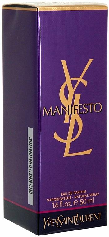Yves Saint Laurent Manifesto - Apă de parfum — Imagine N4