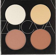Parfumuri și produse cosmetice Paletă de machiaj - Zoeva Contour Spectrum Contour Powder