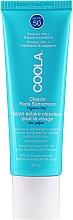 Parfumuri și produse cosmetice Cremă de protecție solară pentru față - Coola Classic Face Organic Sunscreen Lotion SPF 50
