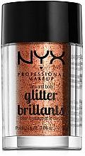 Parfumuri și produse cosmetice Glitter pentru față și corp - NYX Professional Makeup Face & Body Glitter