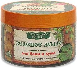 """Parfumuri și produse cosmetice """"Săpun verde"""" pentru corp și păr - Floresan"""