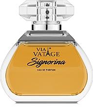 Parfumuri și produse cosmetice Via Vatage Signorina - Apă de parfum