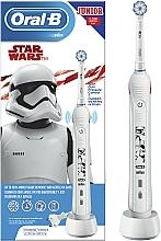 Parfumuri și produse cosmetice Periuță electrică de dinți - Oral-B D16 Junior Strar Wars