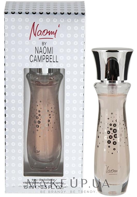 Naomi Campbell Naomi - Apă de toaletă (mini) — Imagine N1