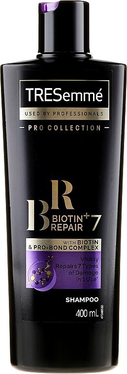 Șampon regenerant pentru păr - Tresemme Biotin Repair 7 Shampoo