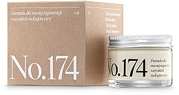 Parfumuri și produse cosmetice Cremă regeneratoare de noapte pentru față - Make Me Bio Receptura 174
